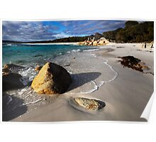 Getting Coastal - Bay of Fires Poster