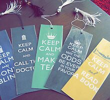 Bookmarks by BelWatson