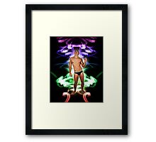 Born This Way! Framed Print