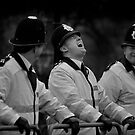 The Laughing Policeman by Jeff Rayner