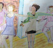 Dance Studio by Alison Pearce