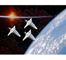 Starfighters Photographic Print