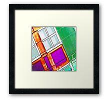 Patternology Framed Print
