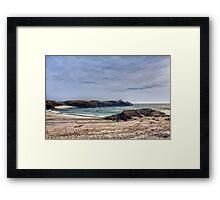 Clachtoll Bay Framed Print