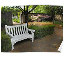restful place Poster