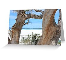 White Haven Greeting Card