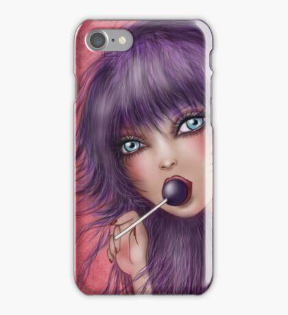 Lollipop Doll iPhone Case/Skin