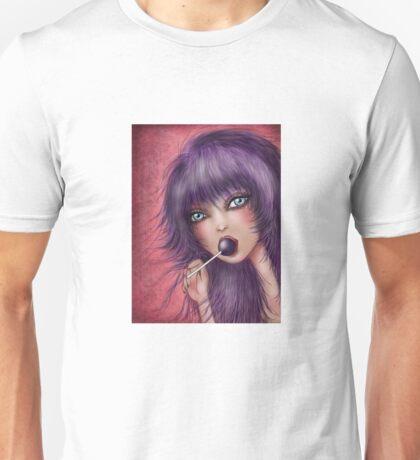Lollipop Doll Unisex T-Shirt