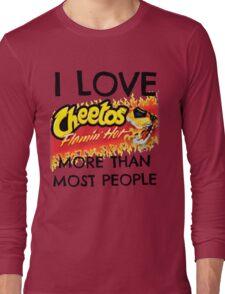 Hot Cheetos Long Sleeve T-Shirt