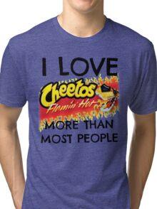 Hot Cheetos Tri-blend T-Shirt