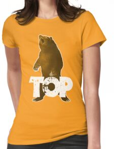 BEARTOP Womens Fitted T-Shirt