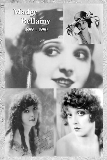 Madge Bellamy by garts