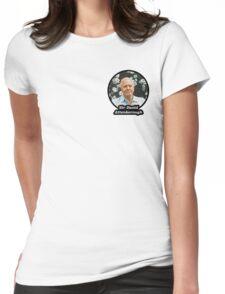 Sir David Attenborough Womens Fitted T-Shirt
