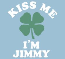 Kiss me, Im JIMMY Kids Clothes