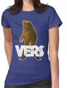 BEARVERS Womens Fitted T-Shirt