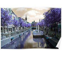 Delft Poster