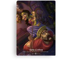 Banu Goshasp - Rejected Princesses Canvas Print