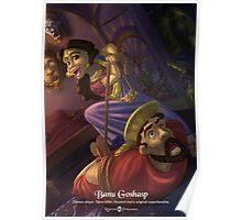 Banu Goshasp - Rejected Princesses Poster