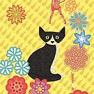 Black Cat 'aint yellow by contourcreative