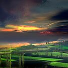 Black Soil Fields by Igor Zenin