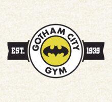 Gotham City Gym by garywithrow
