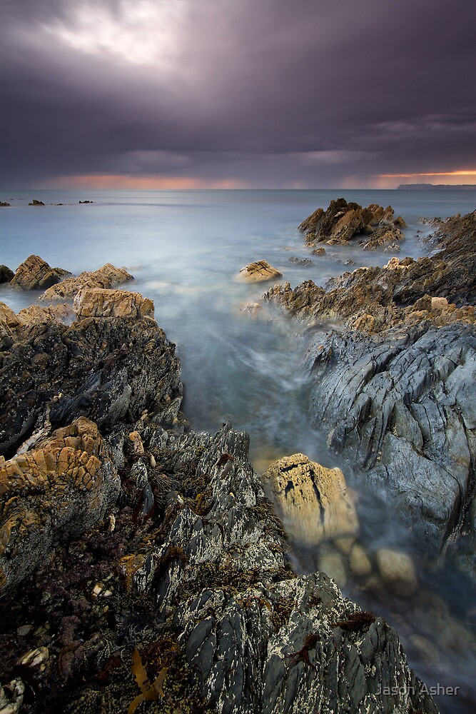 """The Edge of Tomorrow"" ∞ Rocky Cape N.P, Tasmania - Australia by Jason Asher"