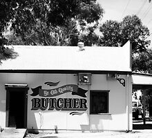 Ye Old Butcher ( II ) by Pat Lynch