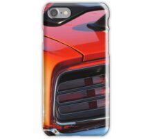 1970 Plymouth 340 'Cuda Tail  iPhone Case/Skin