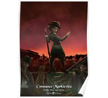 Constance Markievicz - Rejected Princesses Poster
