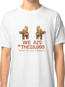 #The10000 Classic T-Shirt