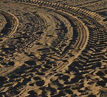 Sand Prints by StephBauer