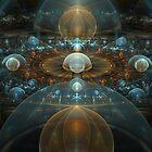 Identities by Craig Hitchens - Spiritual Digital Art