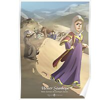 Hester Stanhope - Rejected Princesses Poster