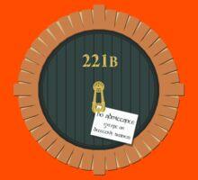 221B Bag End Kids Tee