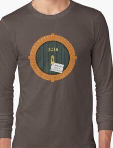 221B Bag End Long Sleeve T-Shirt