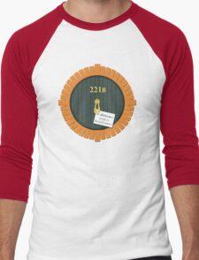 221B Bag End Men's Baseball ¾ T-Shirt