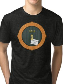 221B Bag End Tri-blend T-Shirt