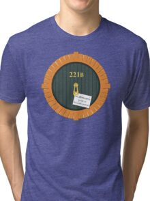 221B Bag End Tri-blend T-Shirt