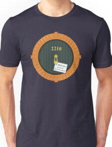 221B Bag End Unisex T-Shirt