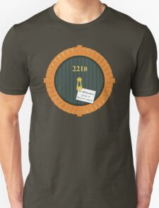 221B Bag End Unisex T-Shirt