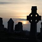 Old Grave Stones by Declan Carr