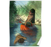 Iara - Rejected Princesses Poster
