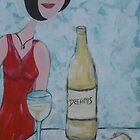 Wine O'Clock by Kym  Breeze
