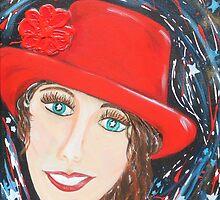 Stars in her Eyes  by Kym  Breeze