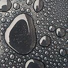 Rain Droplets by Lennox George