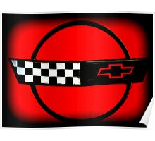 C4 Logo Poster