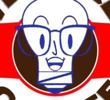 Venture Brothers/Venture Industries Coffee Sticker