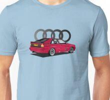 AUDI Ur-Quattro Unisex T-Shirt