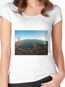 Top of the World Women's Fitted Scoop T-Shirt