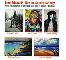 Our next exhibition by Karin Zeller